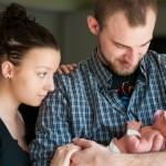 Lifestyle Newborn Photography: Talynne