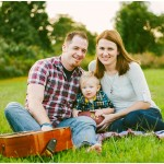 Family Spotlight: Meet the Porter's (Aiden is 1!)