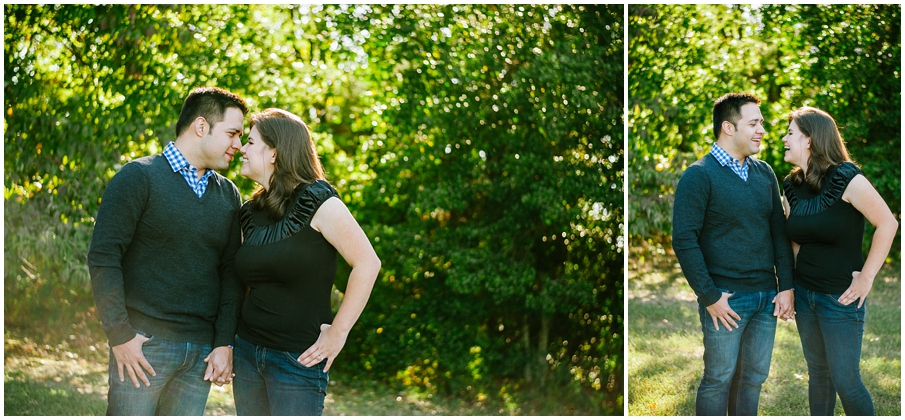 Fredericksburg Engagement Session