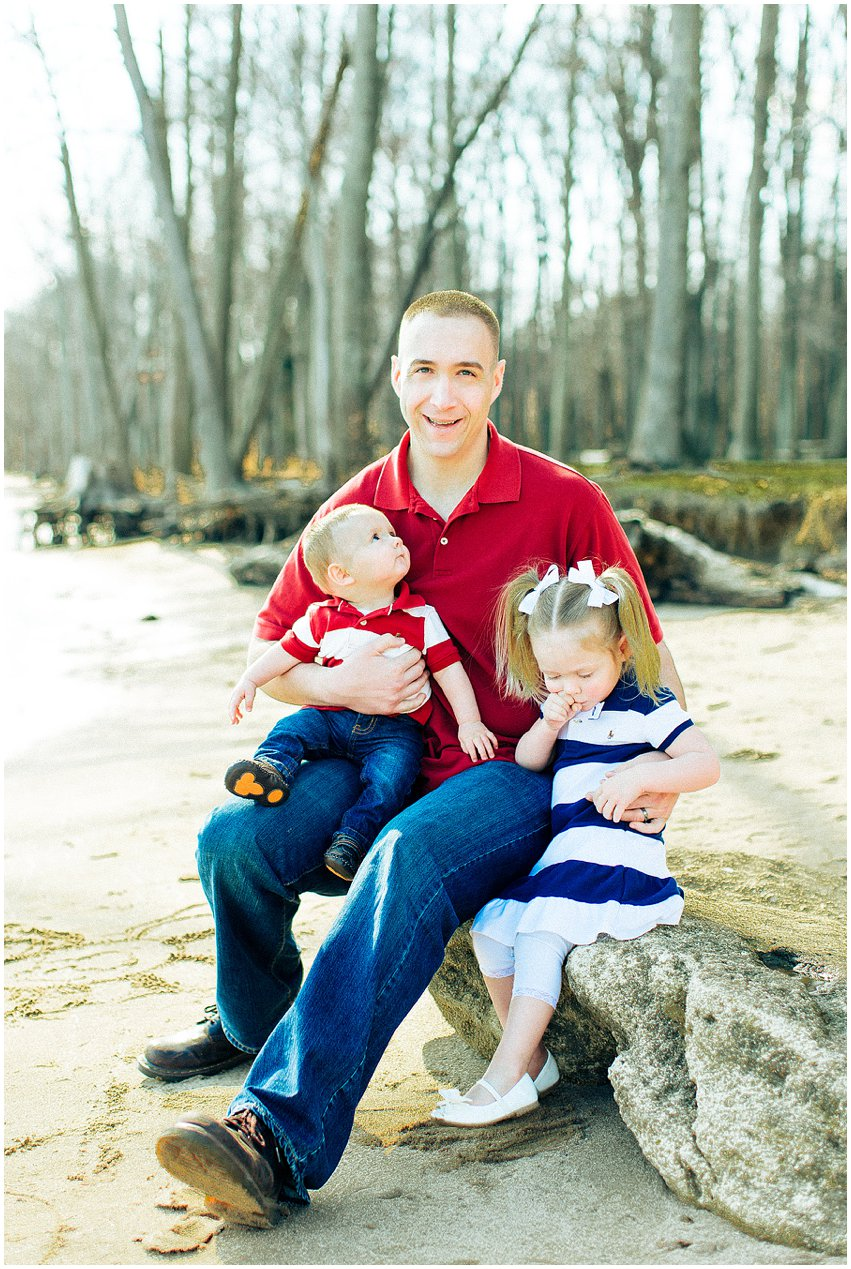 Woodbridge Virginia Family Photographer Lifestyle Portrait Spring Leesylvania State Park