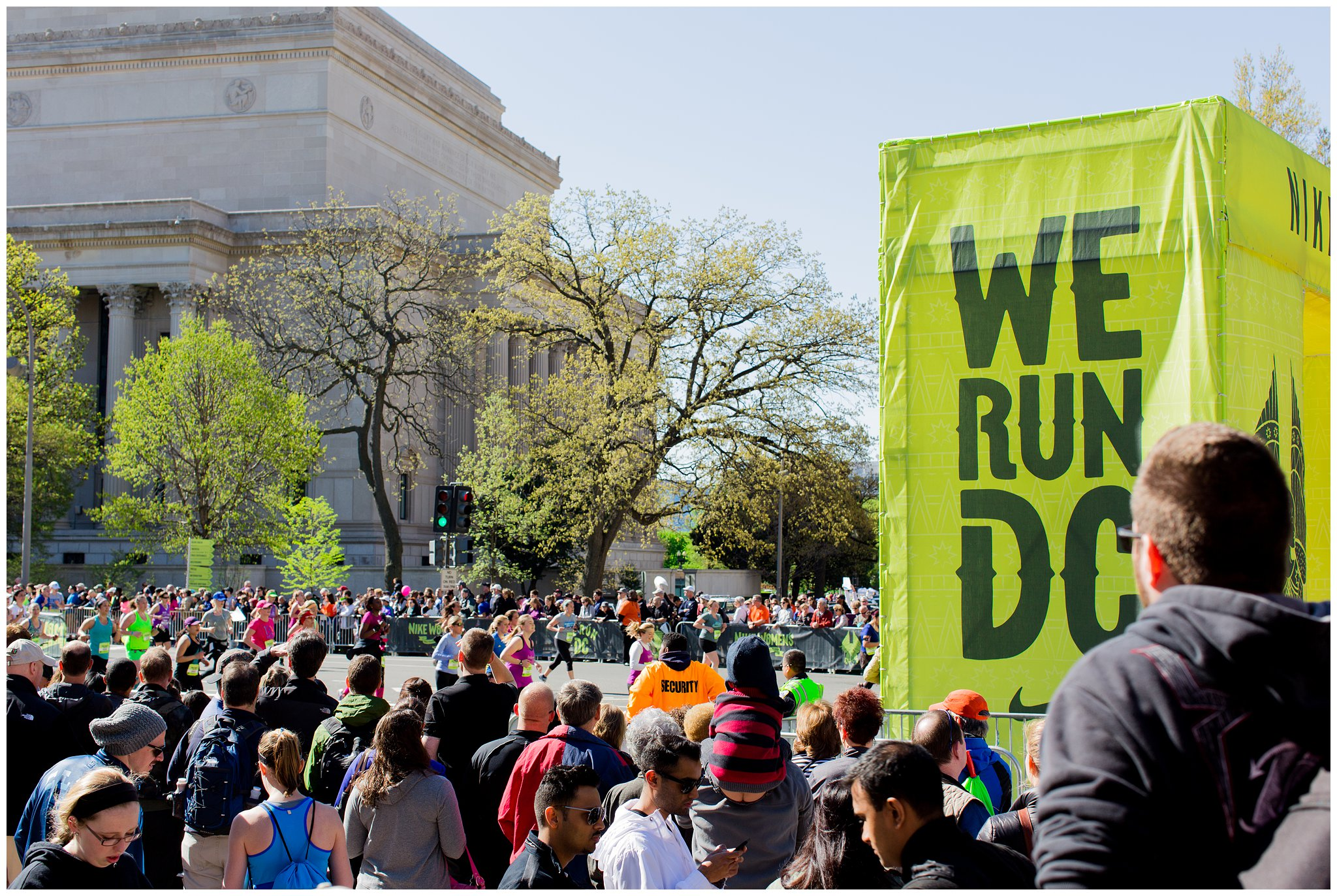 Nike Women's Half Marathon 2014 We Run DC Runner Race Review First Half Marathon Tips