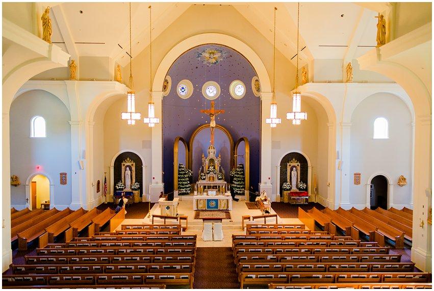 Virginia Wedding Springfield Catholic Mass Classic Vintage Traditional Classy Elegant Marine Barracks Reception