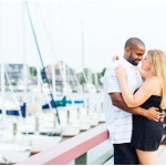 Craig & Tara: An Annapolis Waterfront Engagement Session