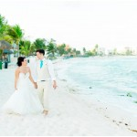 Colby & Krissy's Akumal, Mexico Destination Wedding