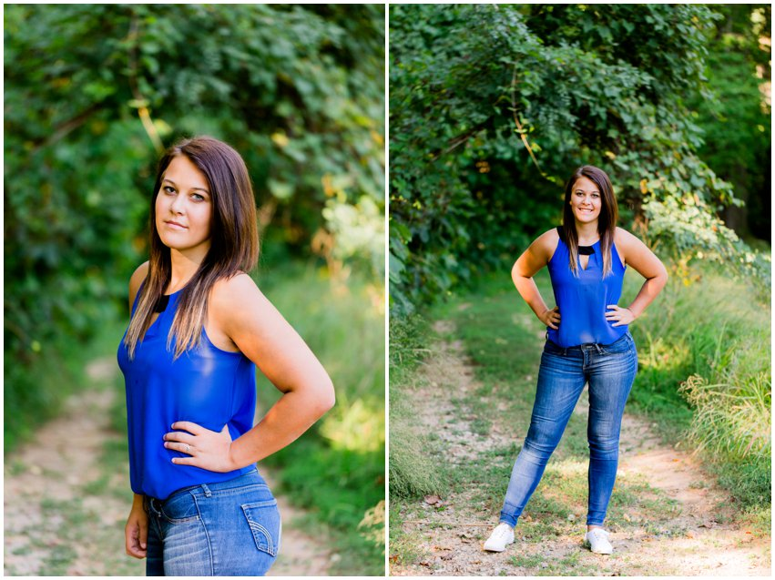 Northern Virginia Senior Photography | Cassie