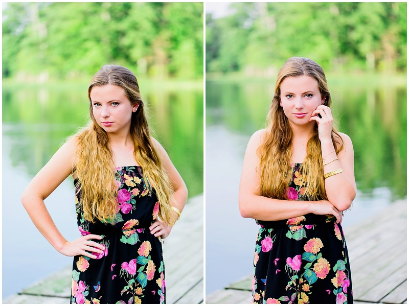 Lake Ridge Senior Photography Megan Kelsey Photography
