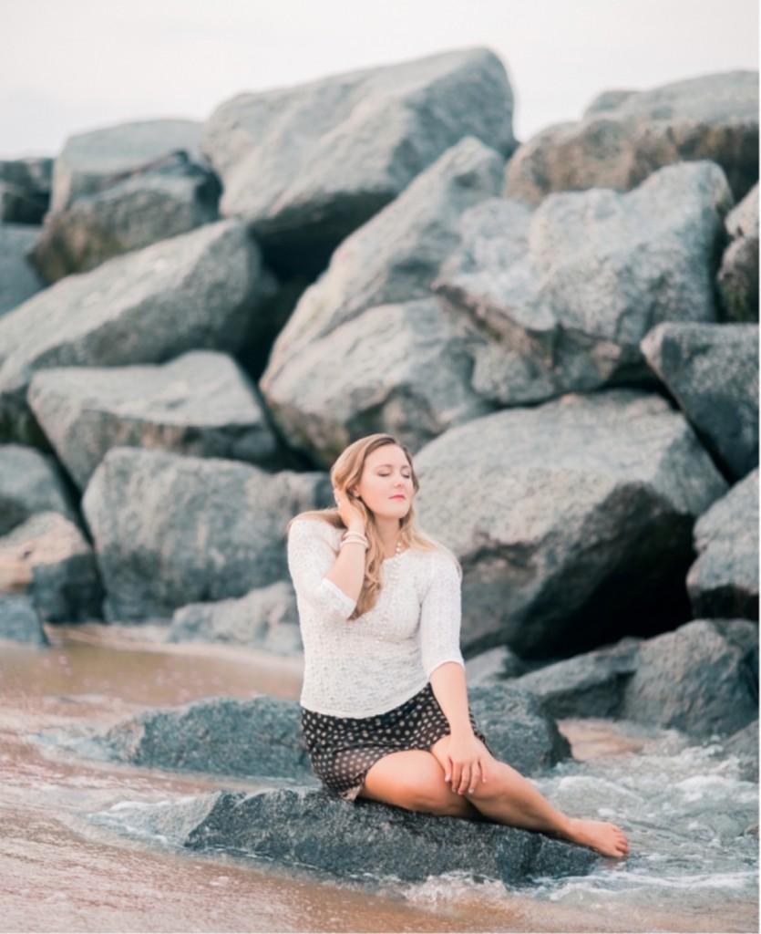 On Beach 2