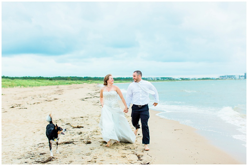 Virginia Beach Anniversary Shoot Beach Campsite Styled Shoot
