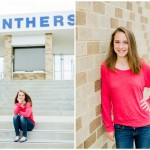 Northern Virginia Senior Photographer | Caitlin | Potomac Senior High School