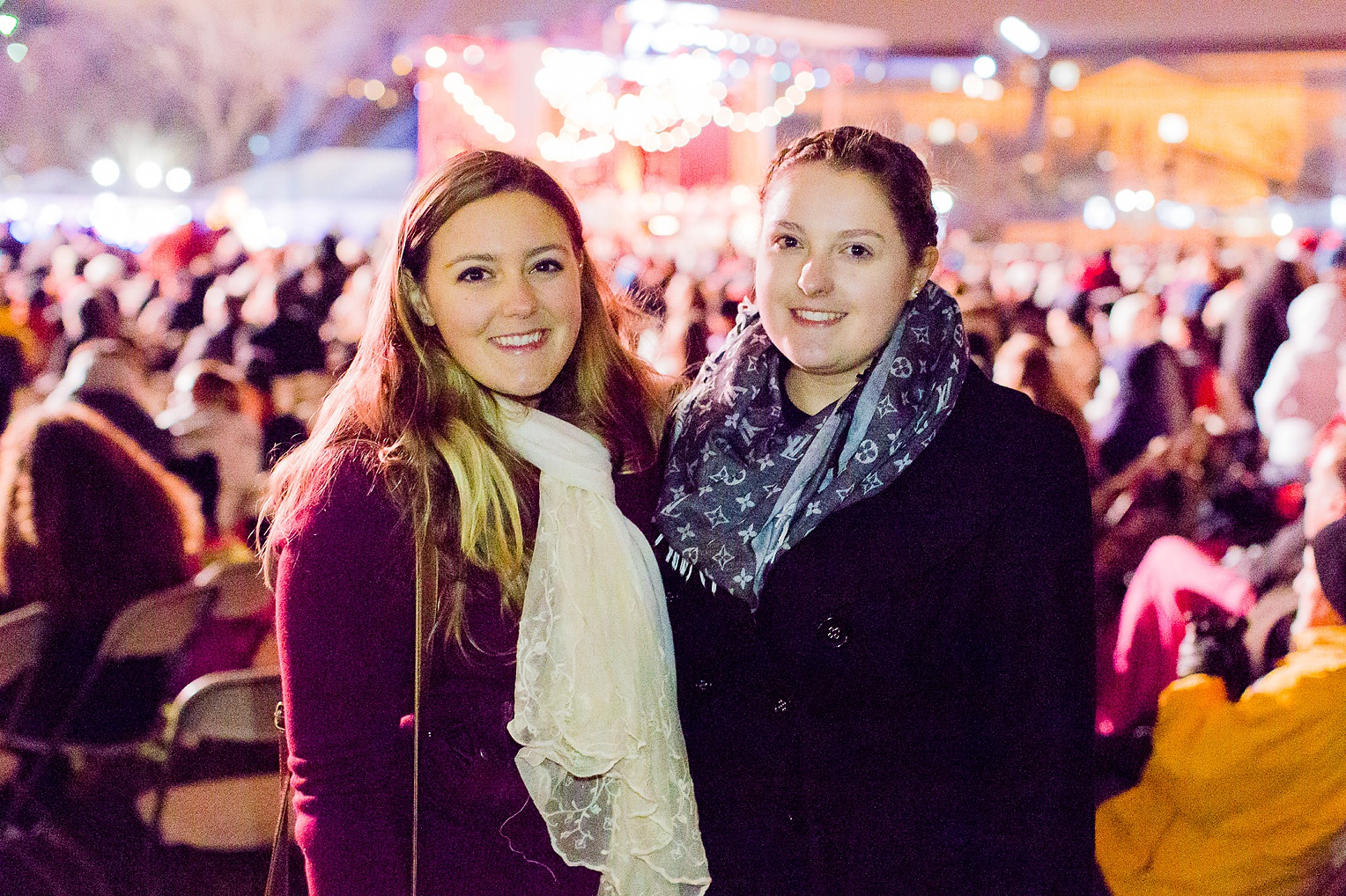National Christmas Tree Lighting 2014