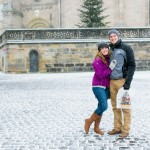 Christmas in Europe Part III: Our Snowy Day in Bamberg, Germany