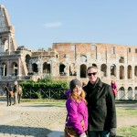 Europe Trip Part V: The Roman Forum, Colosseum, and Palatino