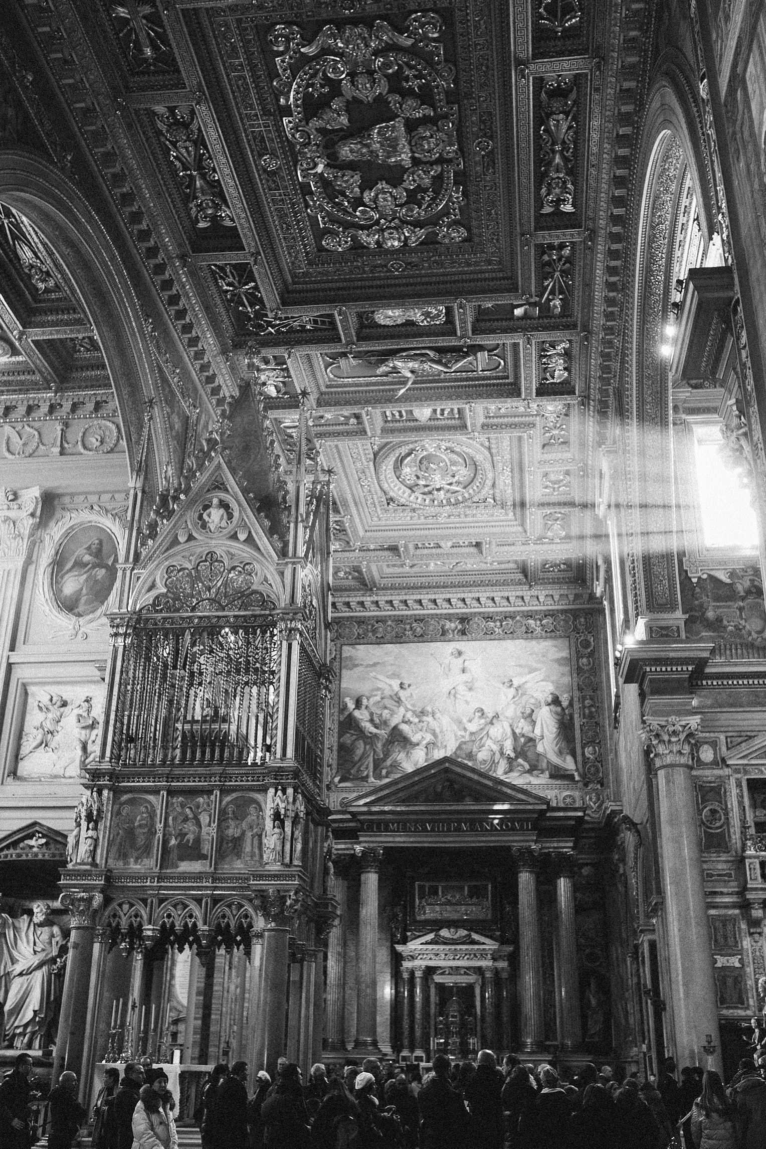 San Giovanni in Laterano Rome Italy Europe Trip