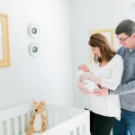 Welcome Home Everly | Springfield Virginia Lifestyle Photographer