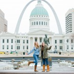 Our Adventures in Missouri | Portraits of Meredith | The Gateway Arch