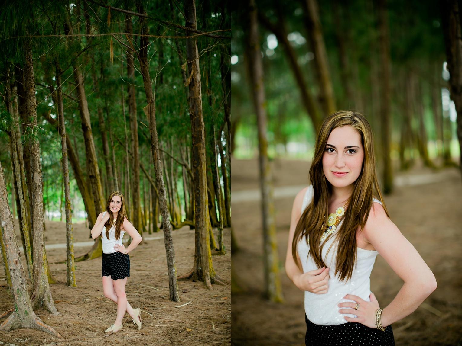 Lanikai Beach Sunset Portraits Oahu Portrait Photographer
