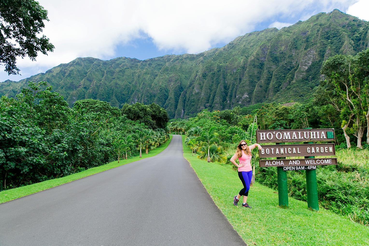Hawaii Oahu Botanical Gardens Ko'olina Lagoon-9387.jpg