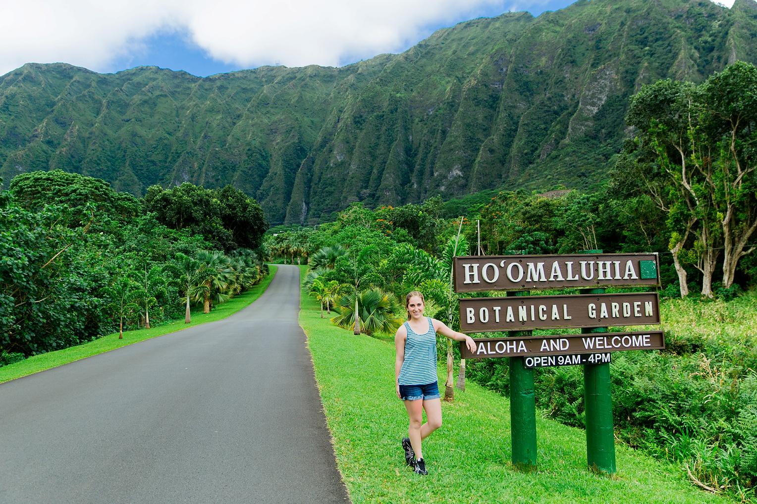 Hawaii Oahu Botanical Gardens Ko'olina Lagoon-9390.jpg