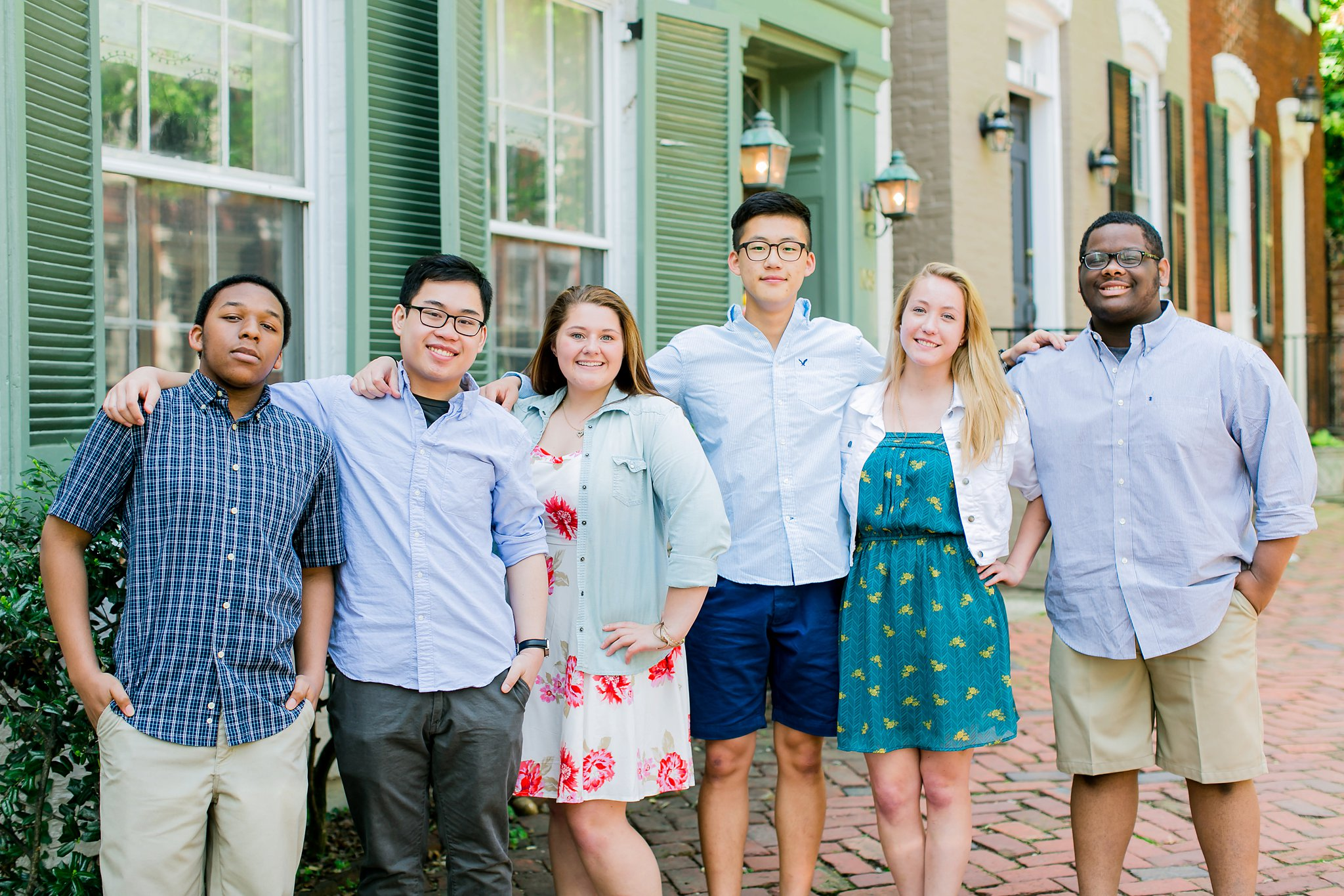 CCA Seniors Class of 2015 Portraits Old Town Alexandria Megan Kelsey Photography-0246.jpg