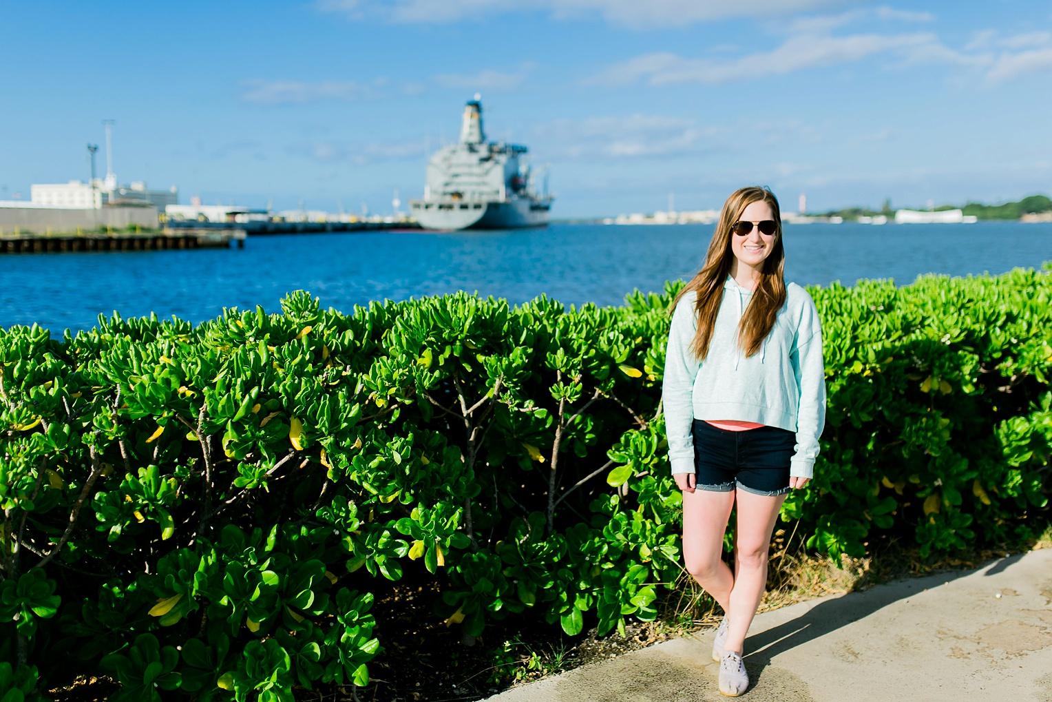 Megan Kelsey Photography Hawaii Oahu Byodo Temple Diamondhead Hike Waikiki Pearl Harbor-1552.jpg