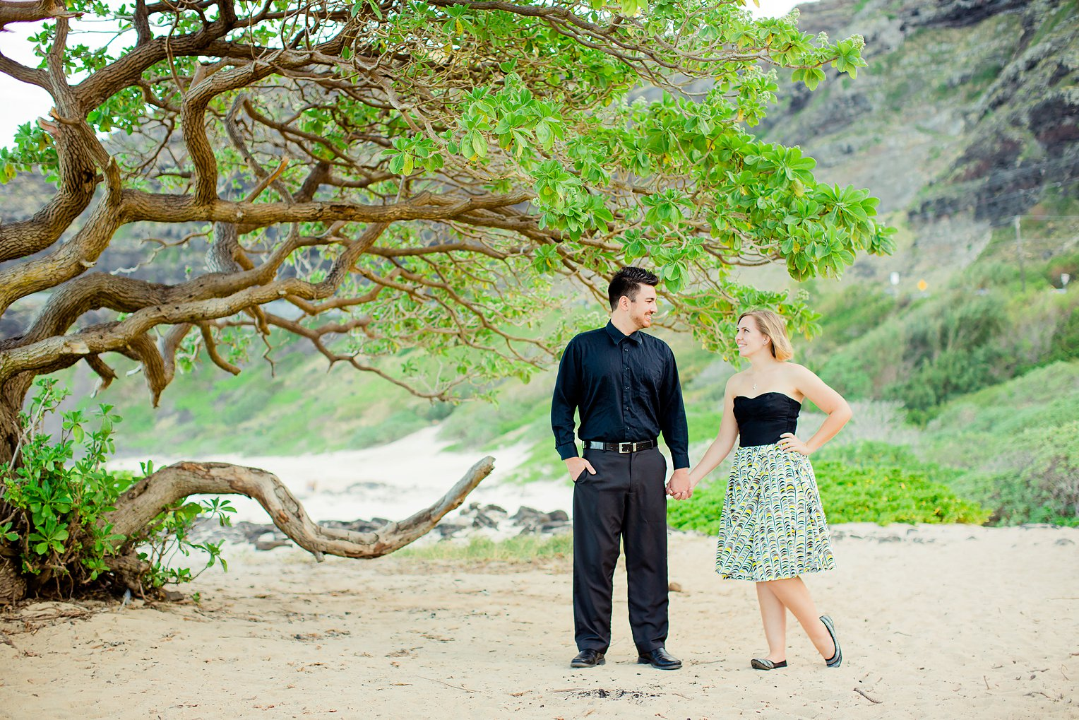 Oahu Engagement Photographer Hawaii Wedding Photographer_0034.jpg