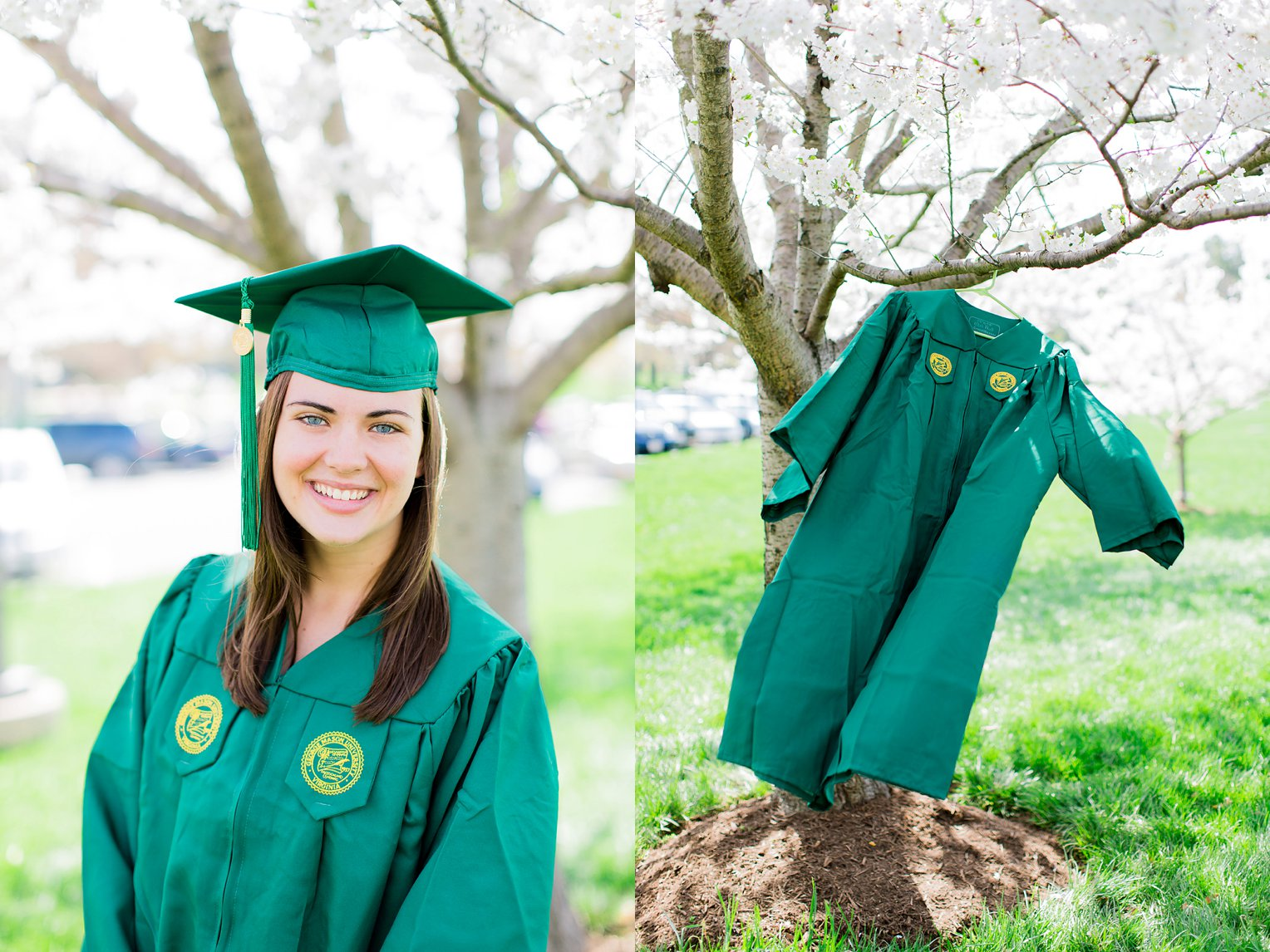 George Mason Senior Portraits