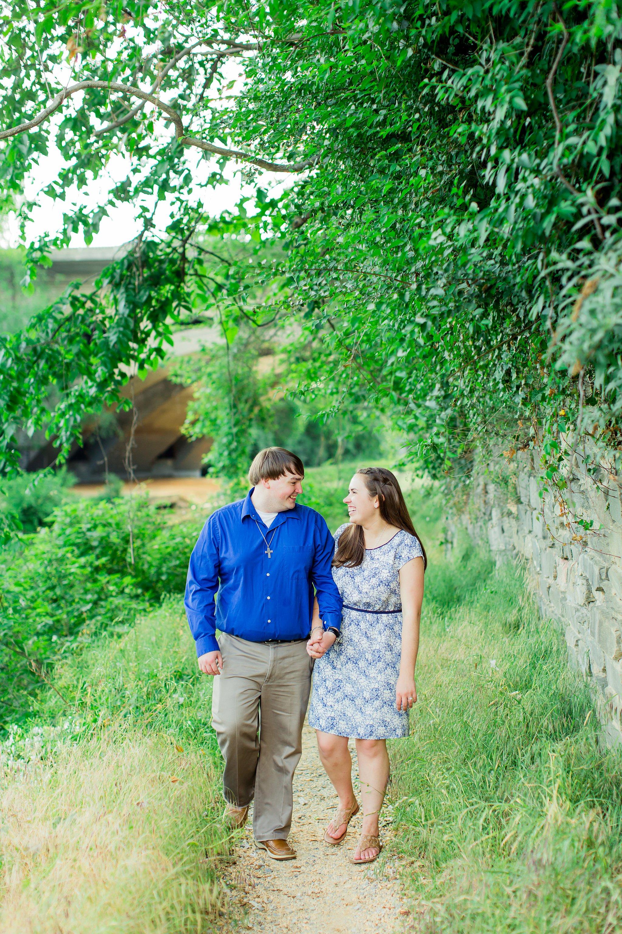 Georgetown Engagement Photography Lindsay & Joey DC Wedding Photographer-1390.jpg