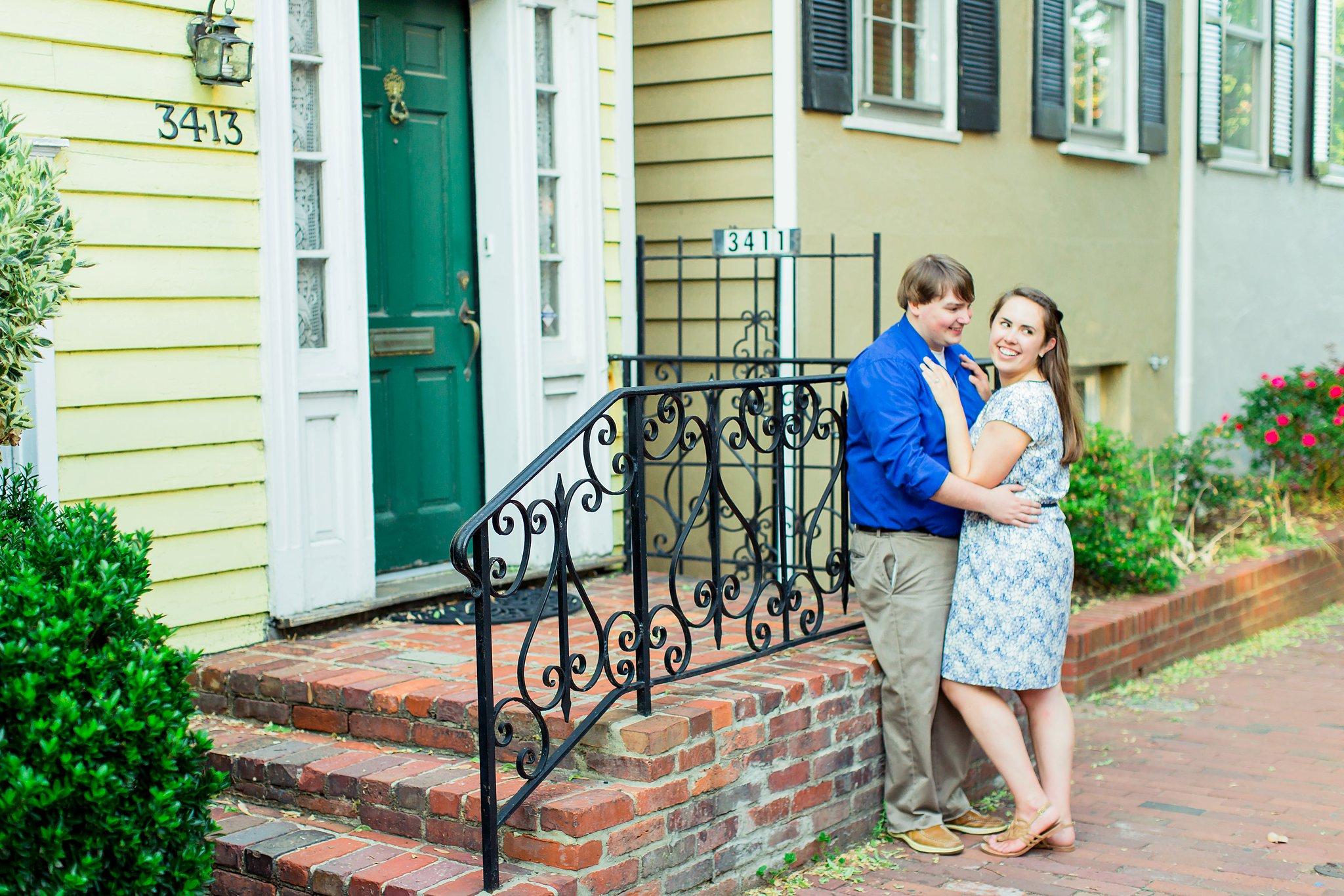 Georgetown Engagement Photography Lindsay & Joey DC Wedding Photographer-1700.jpg