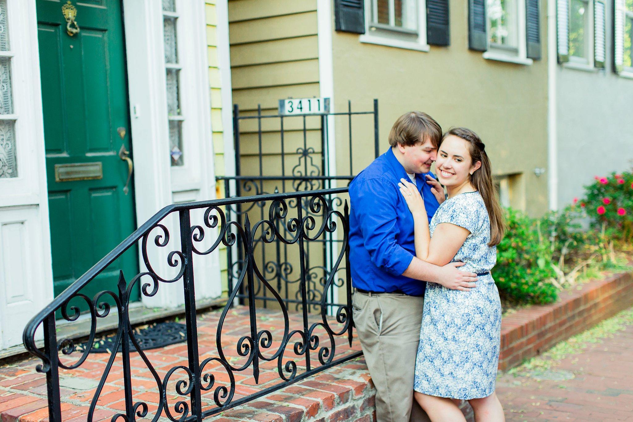 Georgetown Engagement Photography Lindsay & Joey DC Wedding Photographer-1712.jpg