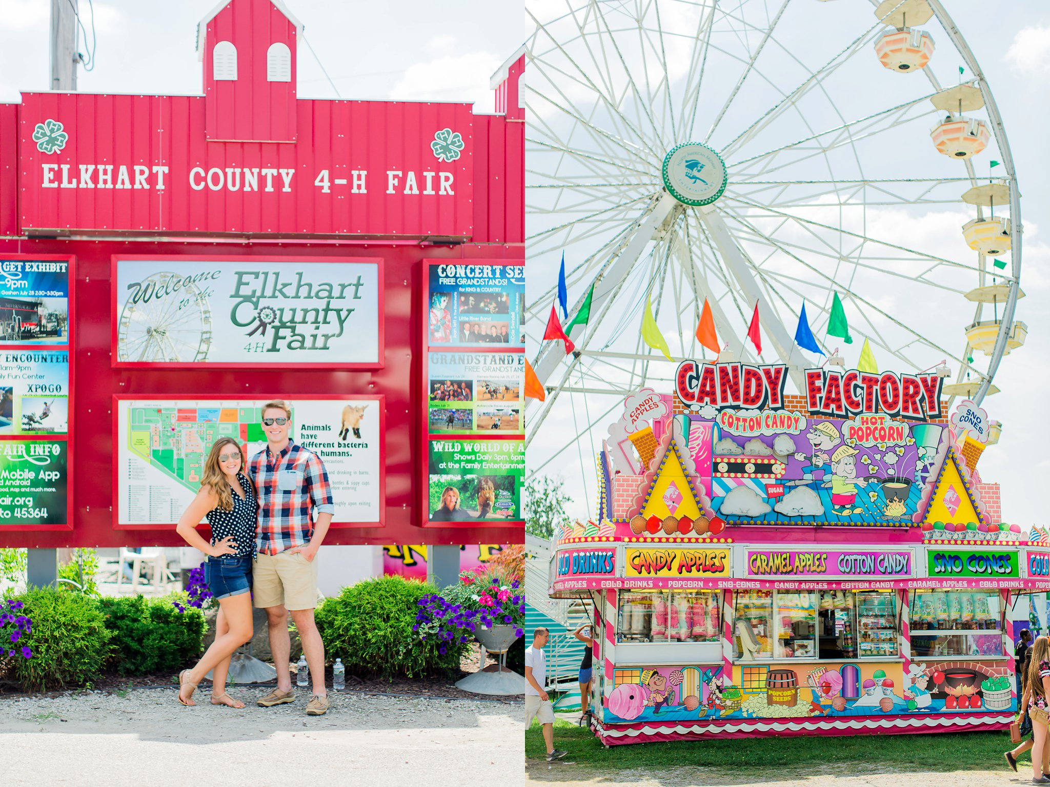 A Day At The Elkhart County 4H Fair | Our 5th Indiana Summer ...
