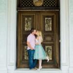 Anniversary Photos at Swannanoa Palace | Hugh + Jennifer | Virginia Anniversary Photographer