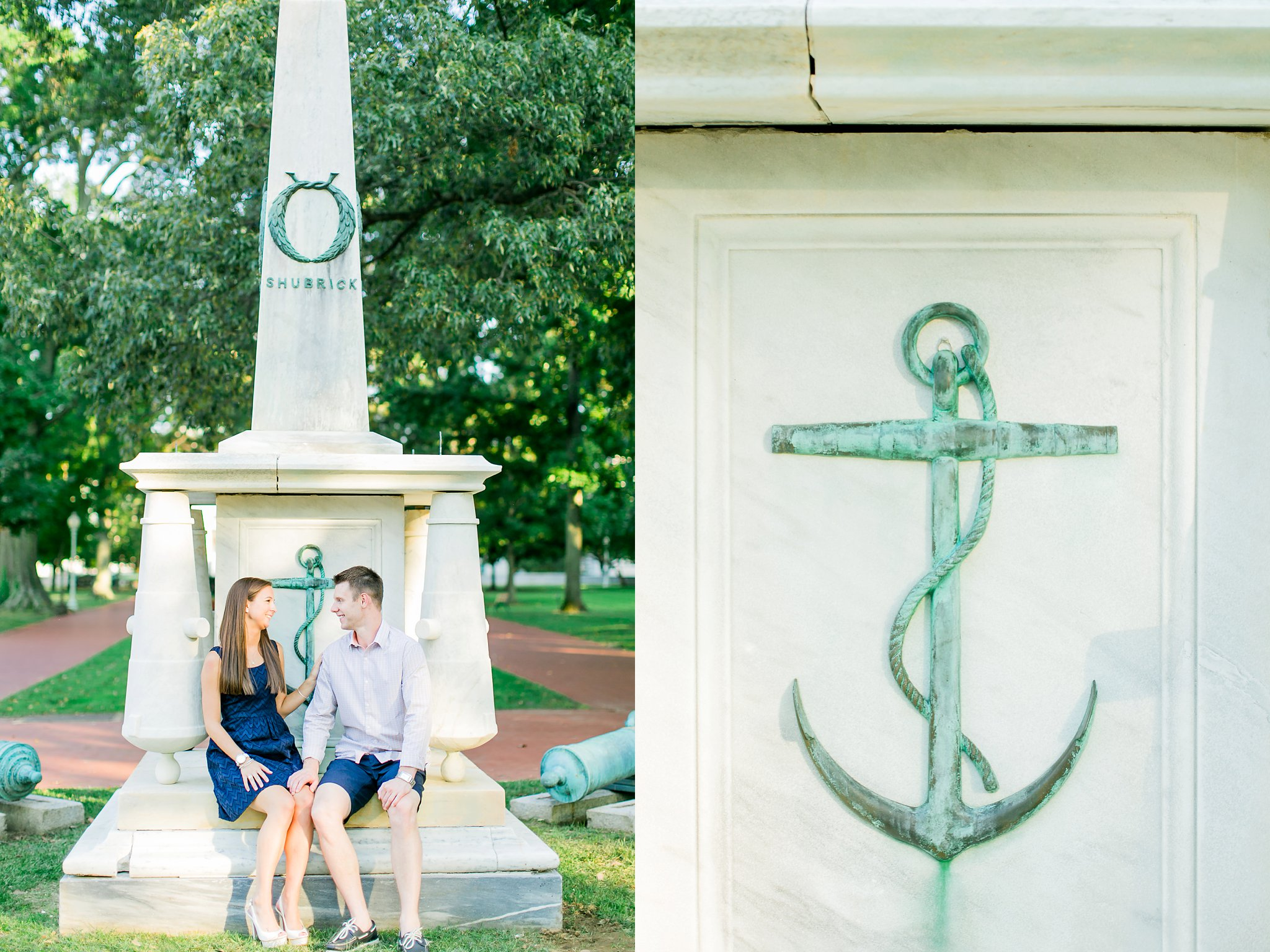 Naval Academy Engagement Photos Annapolis Wedding Photographer Megan Kelsey Photography Megan & Travis-59.jpg