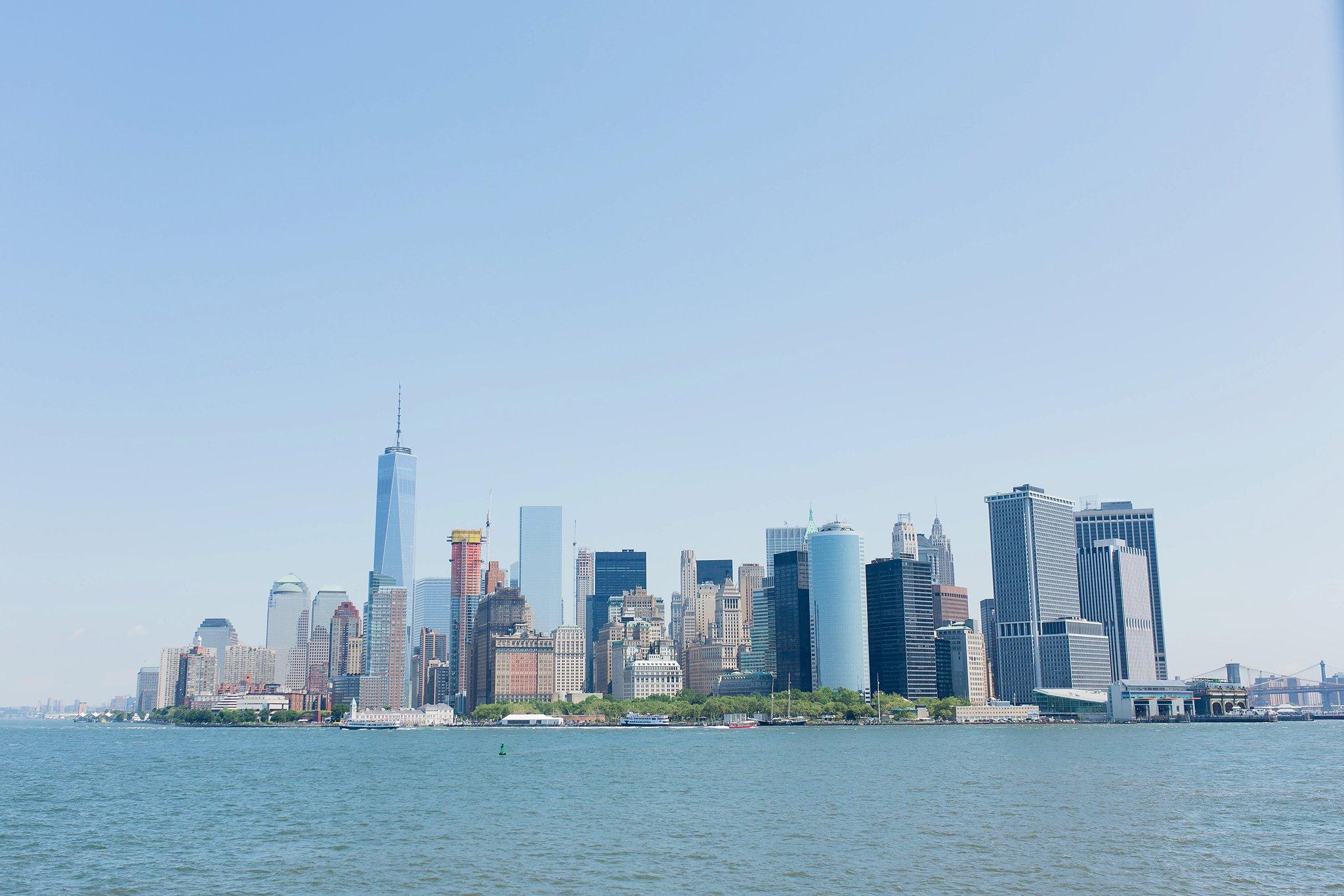 New York City Day Trip East Coast Summer Vacation Megan Kelsey Photography-8834.jpg