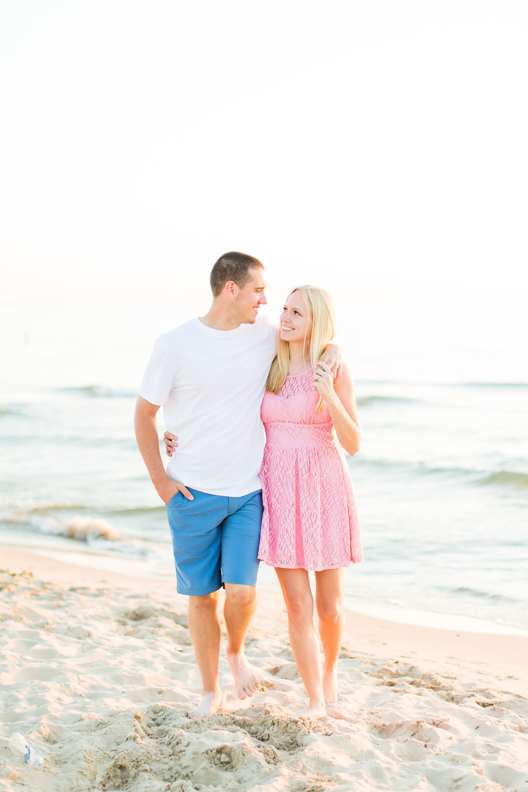 Silver Lake Engagement Photos Michigan Wedding Photographer Megan Kelsey Photography-0134.jpg