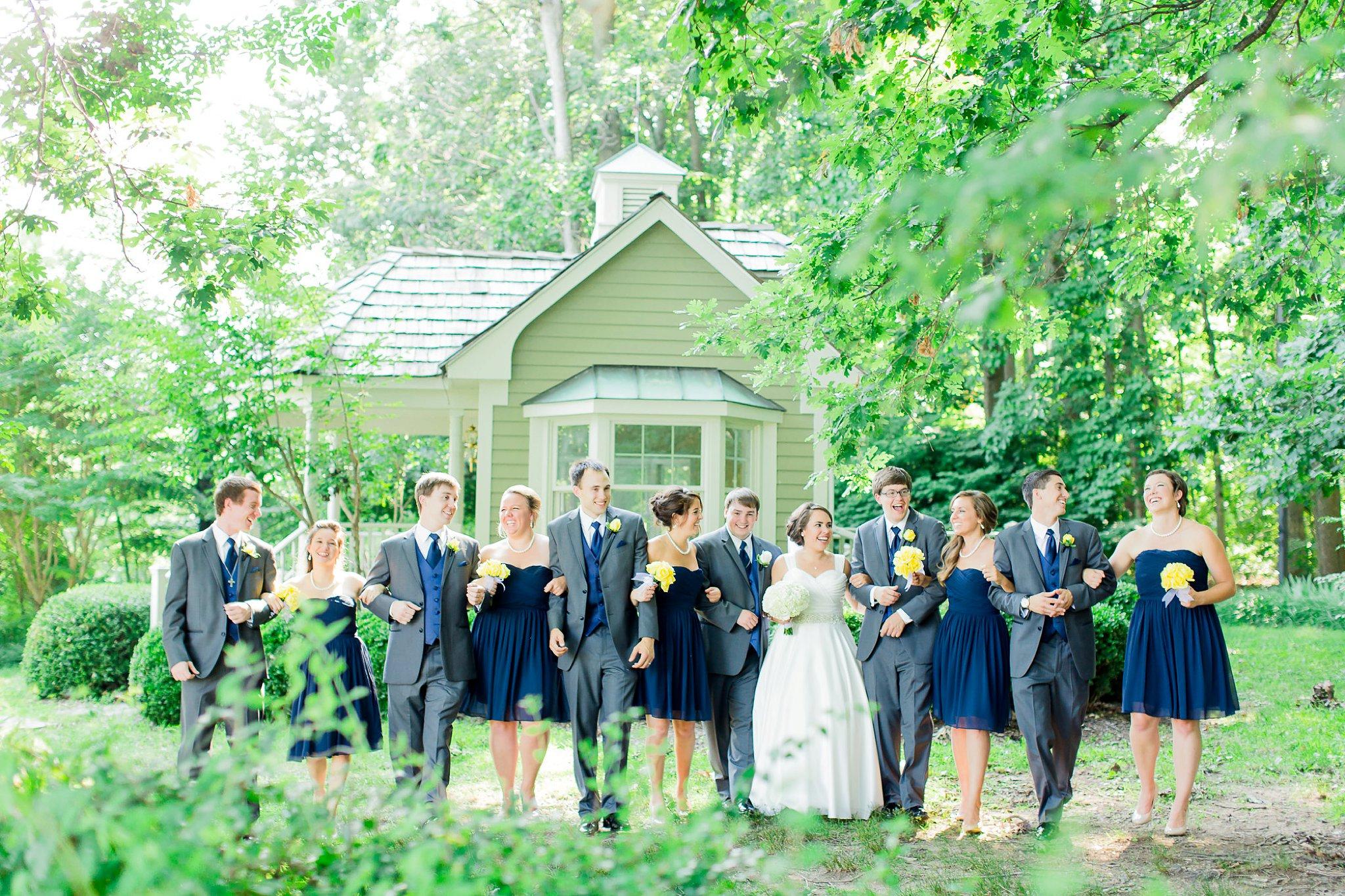 Waterford va wedding