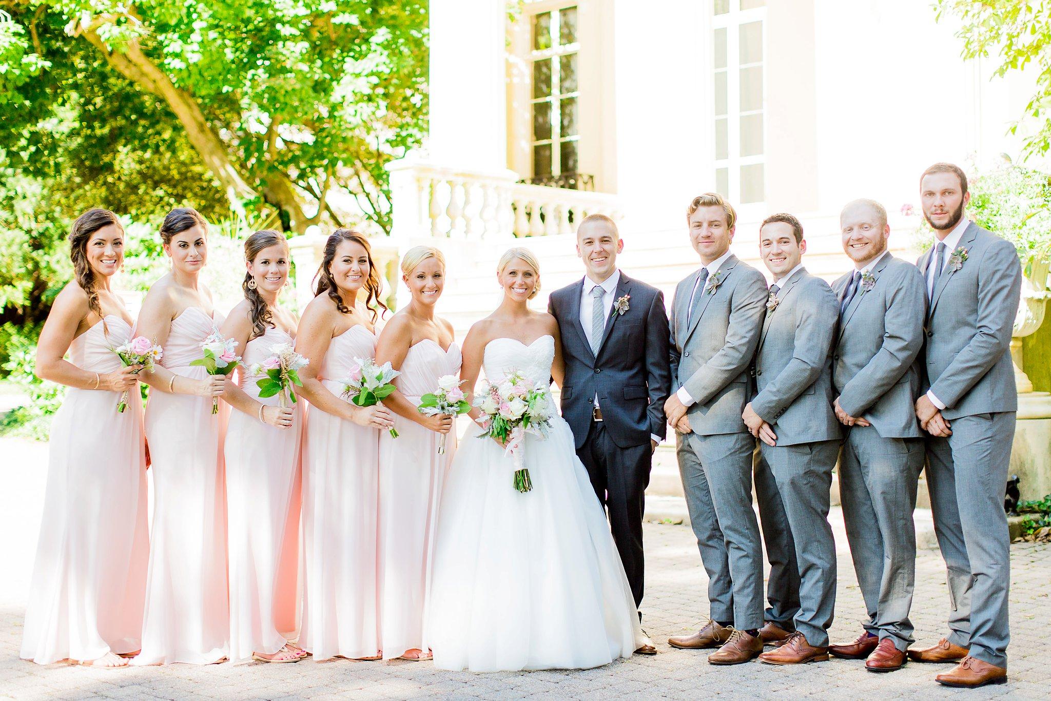 Evergreen Museum & Library Wedding Photos Baltimore Wedding Photographer Kim & Max Megan Kelsey Photography-111.jpg