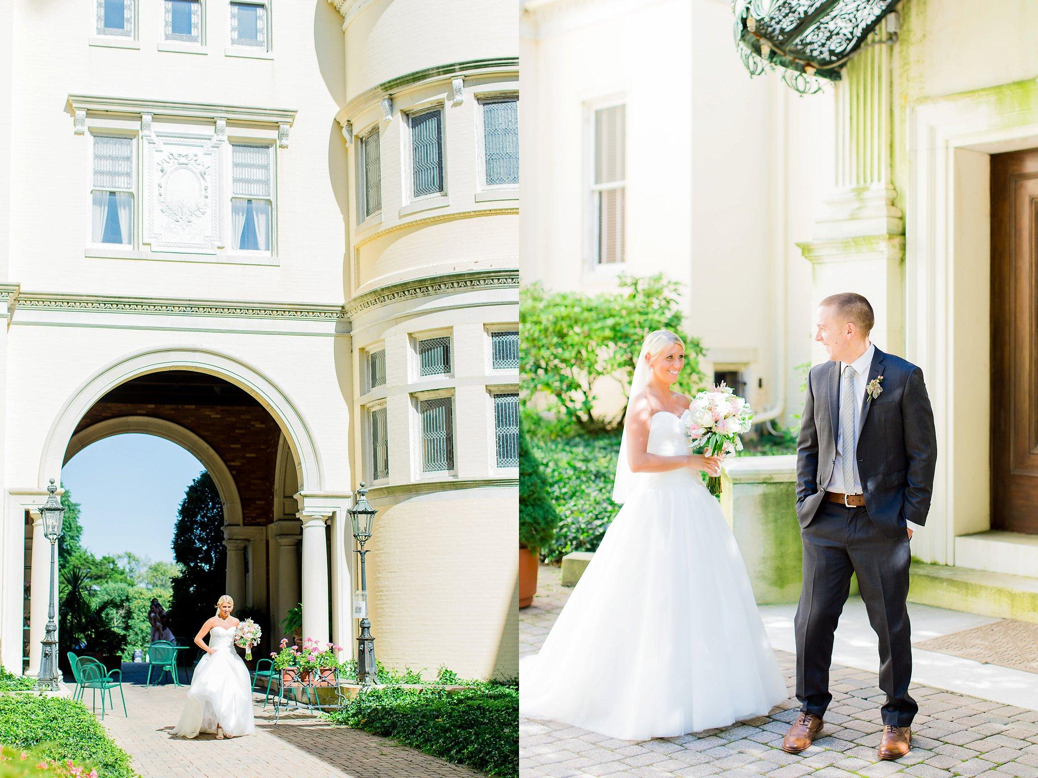 Evergreen Museum & Library Wedding Photos Baltimore Wedding Photographer Kim & Max Megan Kelsey Photography-79.jpg