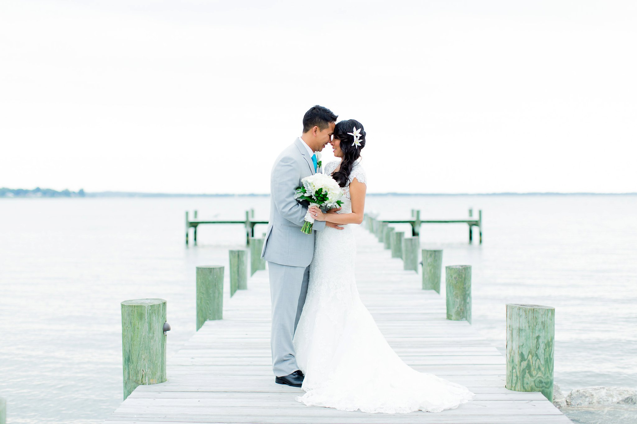 Herrington On The Bay Wedding Photos Maryland Wedding Photographer Megan Kelsey Photography Thin & Phil-109.jpg