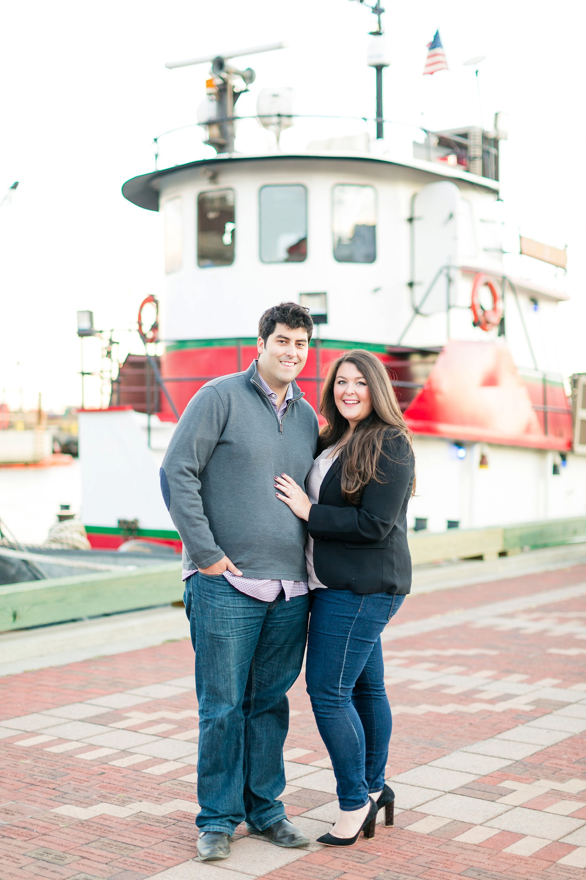 Baltimore Engagement Photos Fells Point Halie & Michael Megan Kelsey Photography-136.jpg