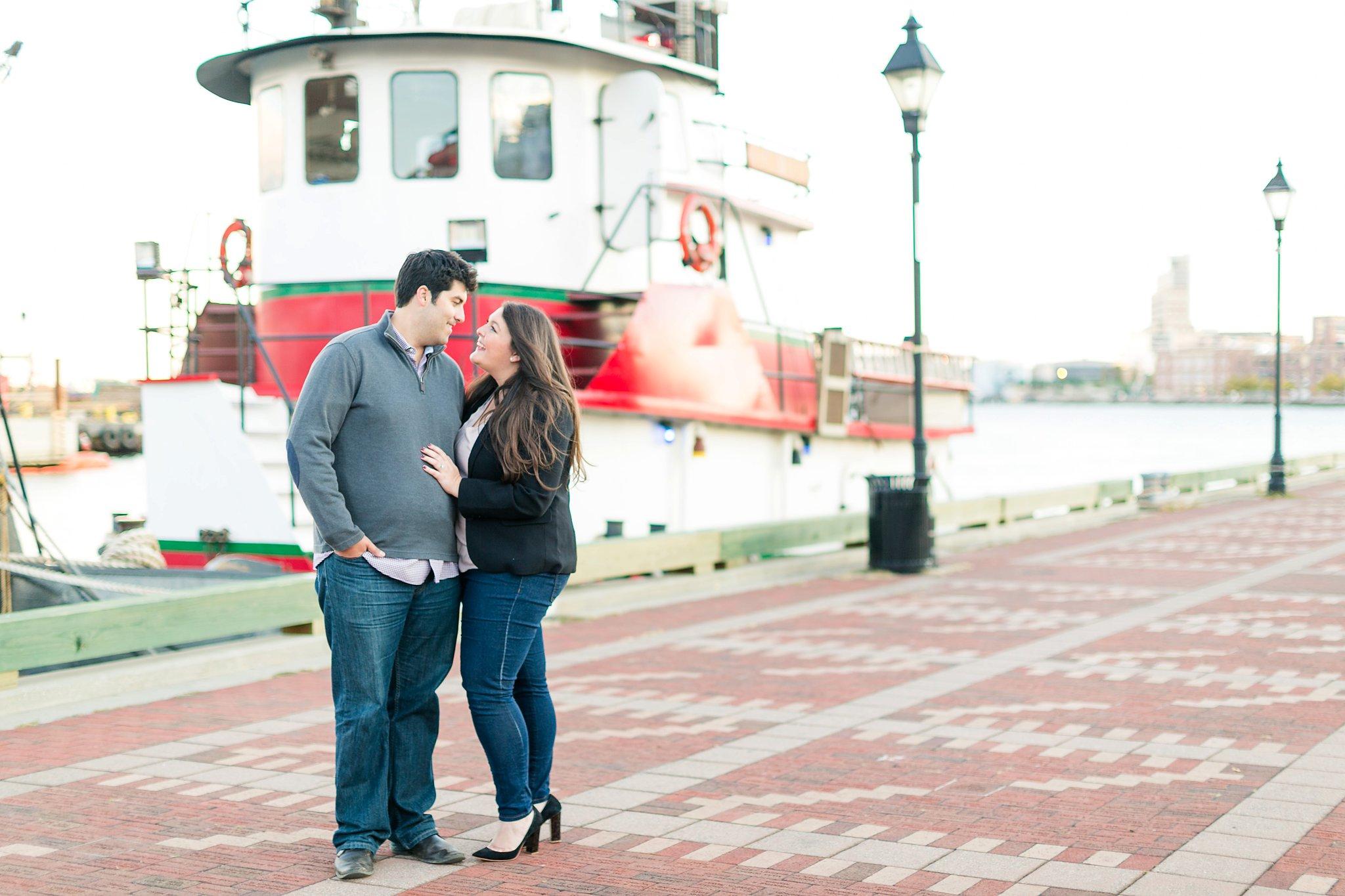 Baltimore Engagement Photos Fells Point Halie & Michael Megan Kelsey Photography-138.jpg