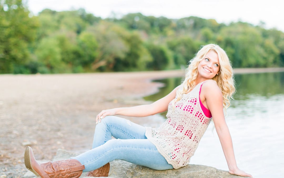 Fredericksburg Senior Photographer | Ashleigh | University of Mary Washington