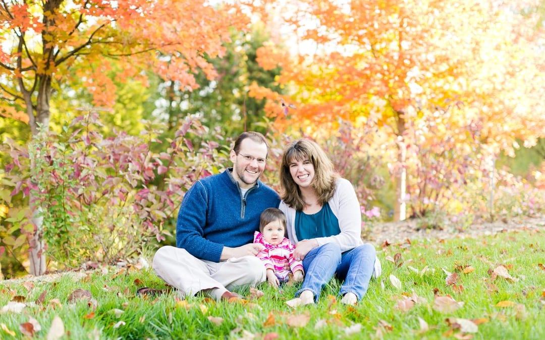 Leesburg Family Photographer   Ryan, Katie & Livvy   Willow Creek Farm