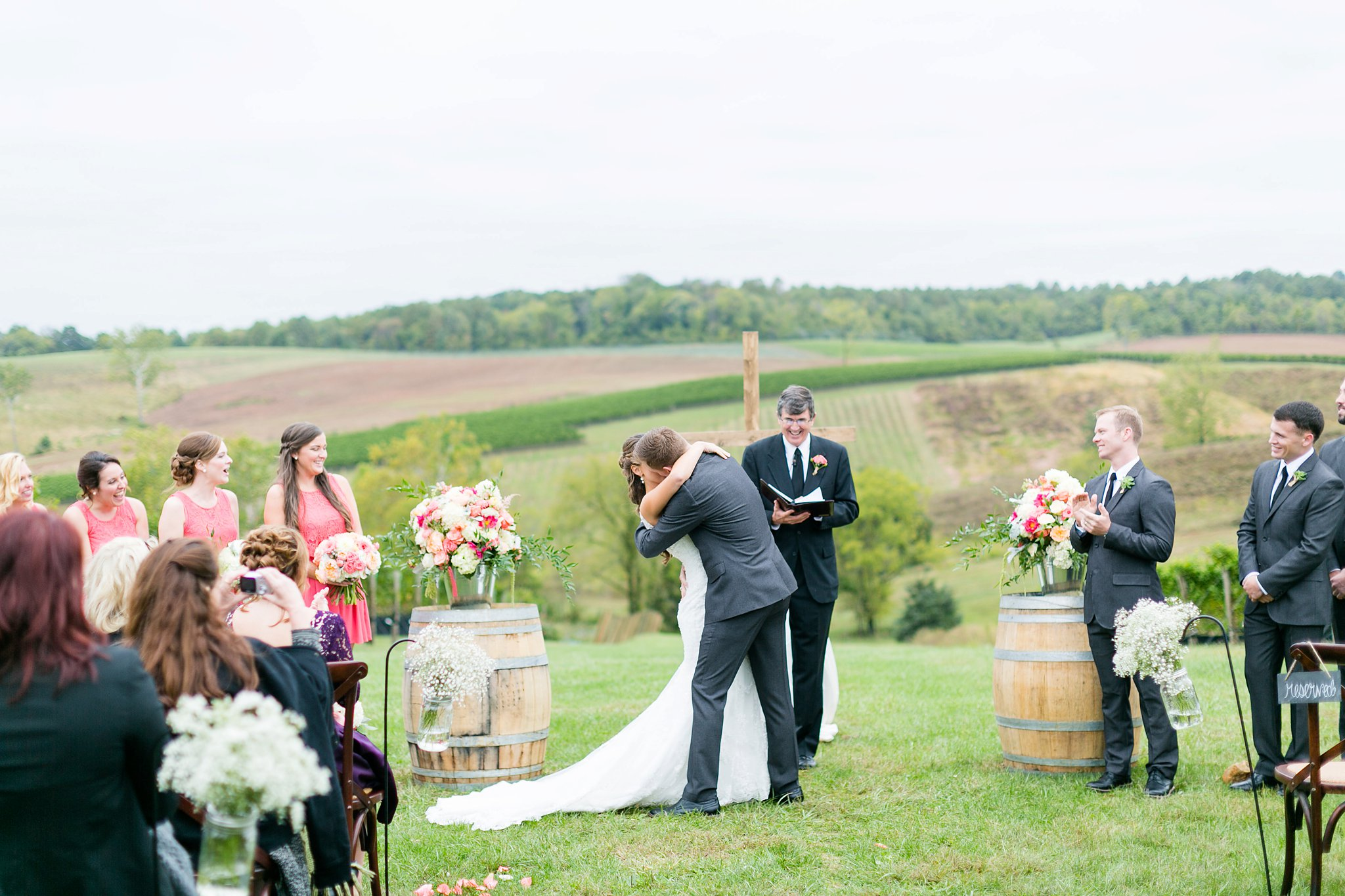 Stone Tower Winery Wedding Photos Virginia Wedding Photographer Megan Kelsey Photography Sam & Angela-160.jpg