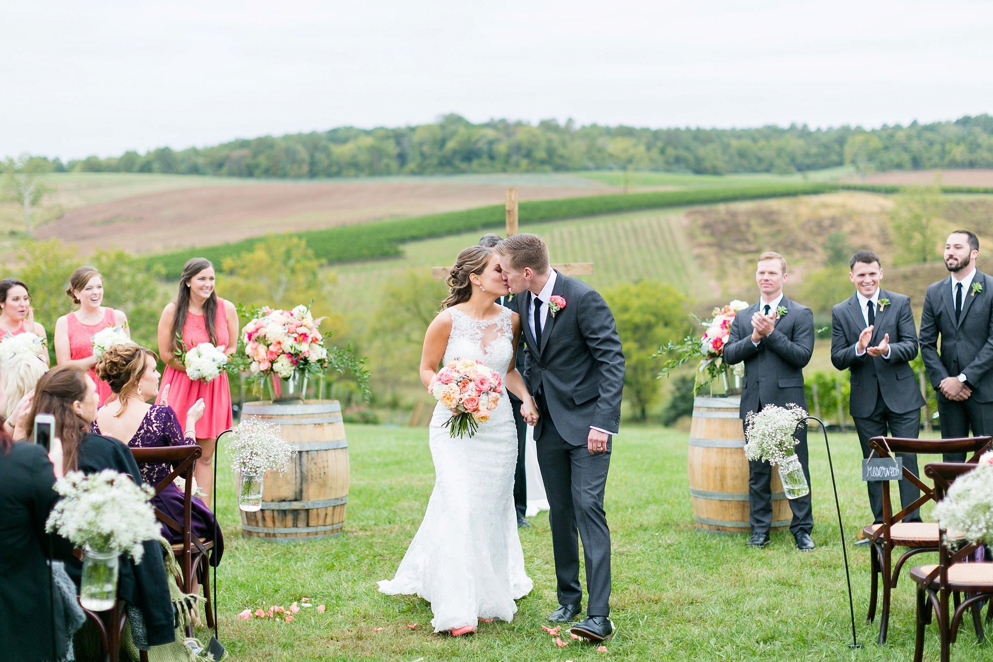 Stone Tower Winery Wedding Photos Virginia Wedding Photographer Megan Kelsey Photography Sam & Angela-167.jpg