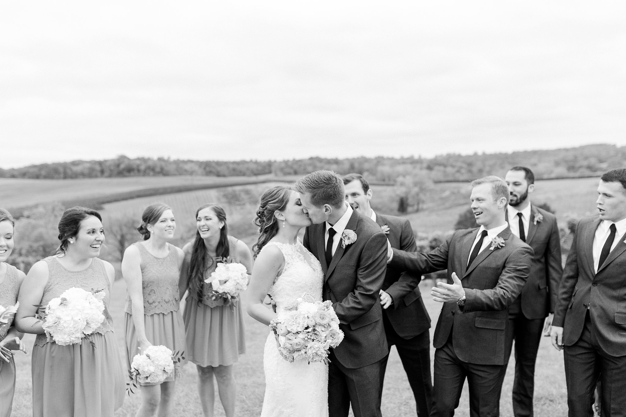 Stone Tower Winery Wedding Photos Virginia Wedding Photographer Megan Kelsey Photography Sam & Angela-188.jpg