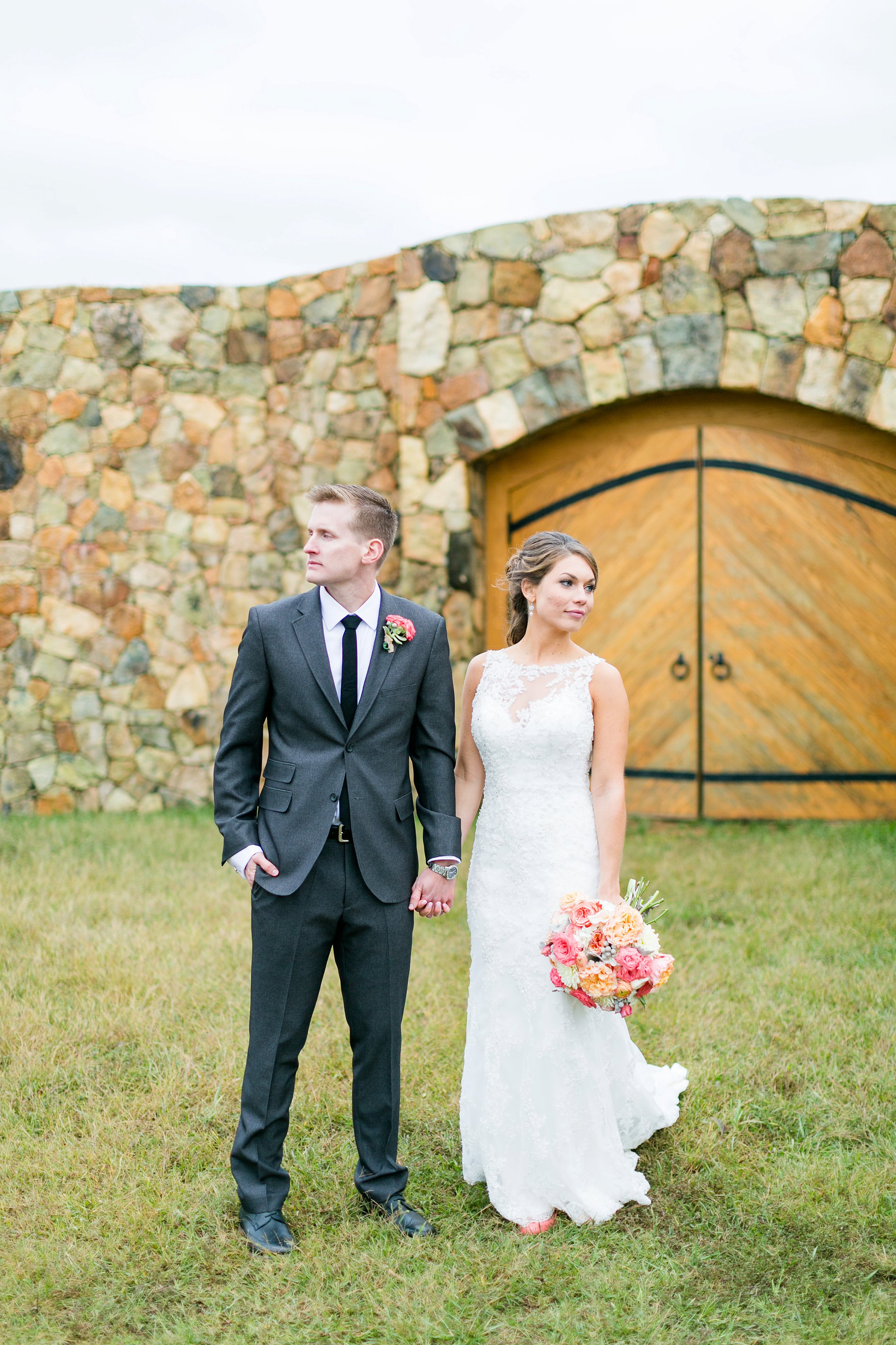 Stone Tower Winery Wedding Photos Virginia Wedding Photographer Megan Kelsey Photography Sam & Angela-261.jpg