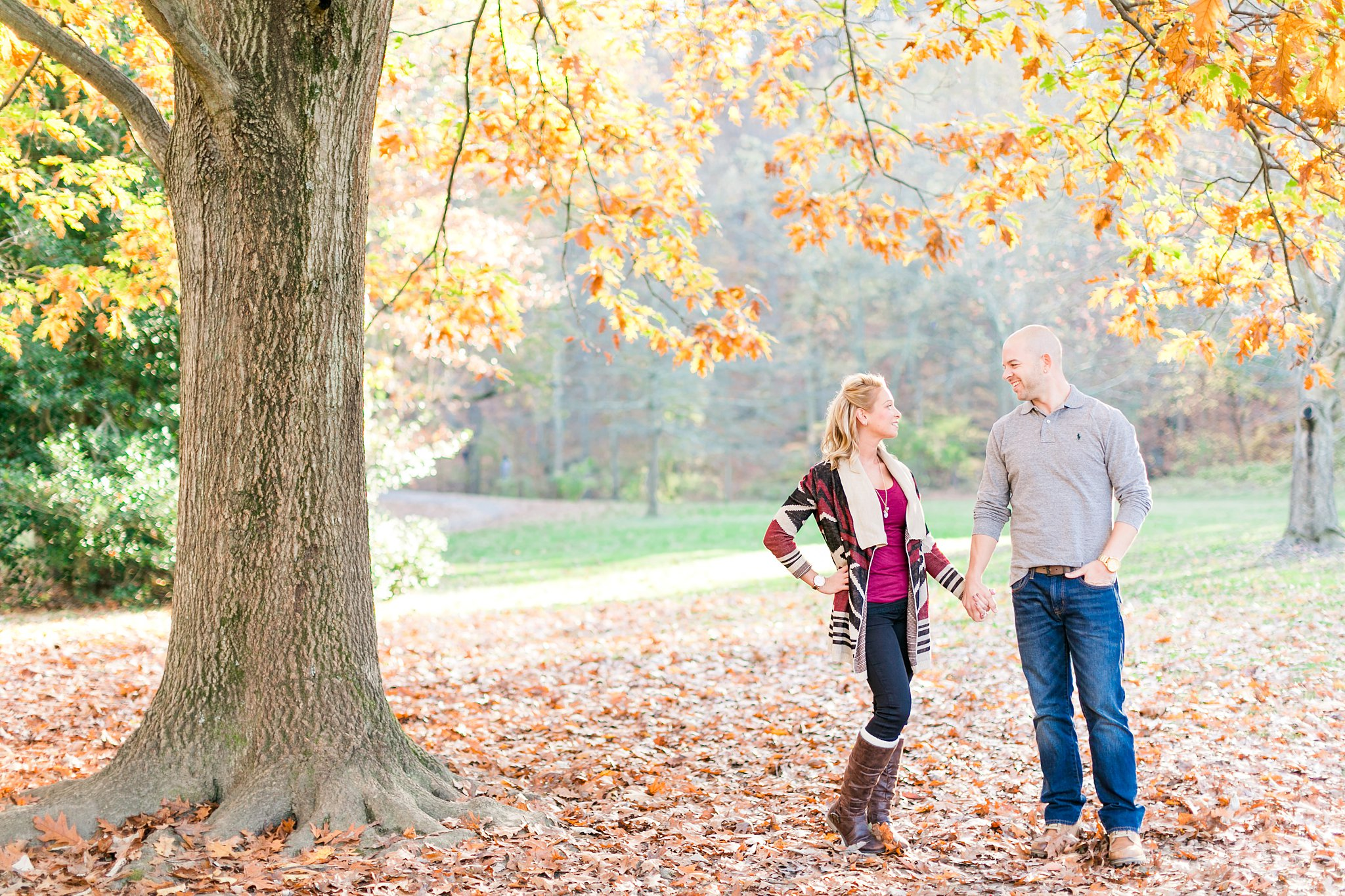 Rock Creek Park Engagement Photos DC Wedding Photographer Megan Kelsey Photography Katie & Conor-13.jpg