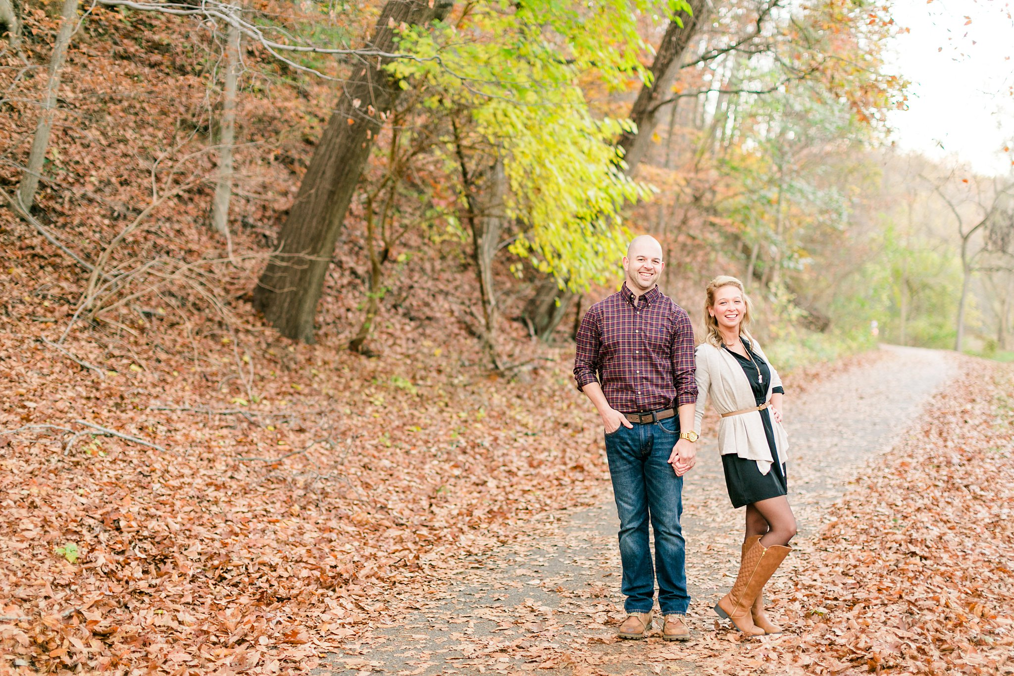 Rock Creek Park Engagement Photos DC Wedding Photographer Megan Kelsey Photography Katie & Conor-164.jpg