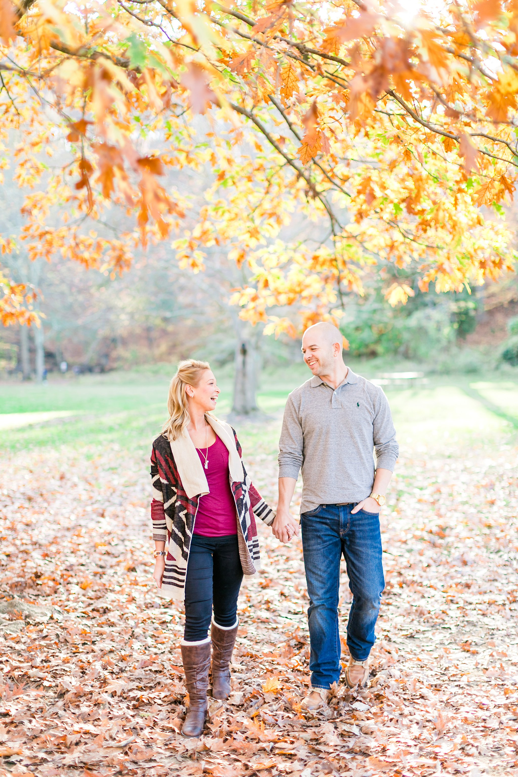 Rock Creek Park Engagement Photos DC Wedding Photographer Megan Kelsey Photography Katie & Conor-20.jpg