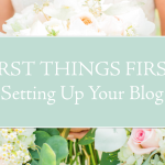 5 Steps To Build Your Blog! | Photog Friday | Getting Started